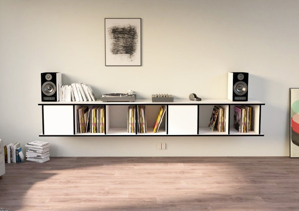 Record shelf Vinylos