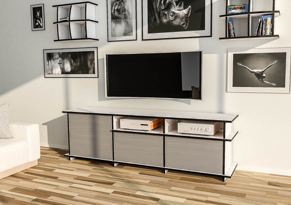 ina designer tv schrank nach ma. Black Bedroom Furniture Sets. Home Design Ideas