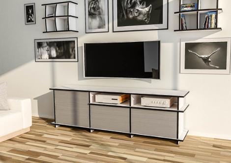 ina designer tv schrank nach ma. Black Bedroom Furniture Sets. Home Design Ideas