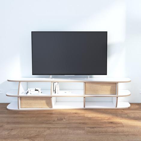 TV-Lowboard nach Maß Emilia