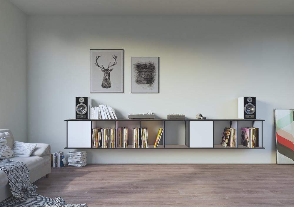 vinylos designer wandregale nach ma. Black Bedroom Furniture Sets. Home Design Ideas