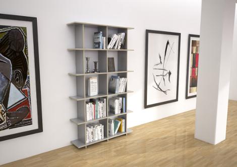 strada s designer b cherregal nach ma. Black Bedroom Furniture Sets. Home Design Ideas