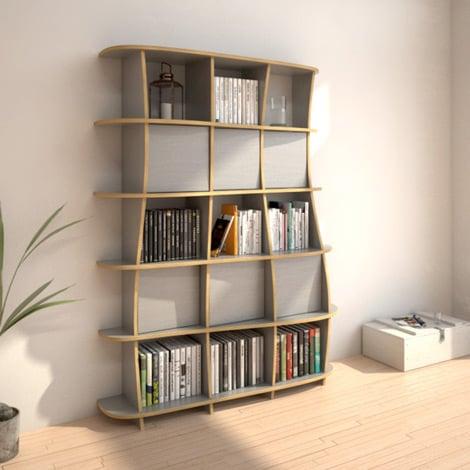 Bookcase Vida Porta - null