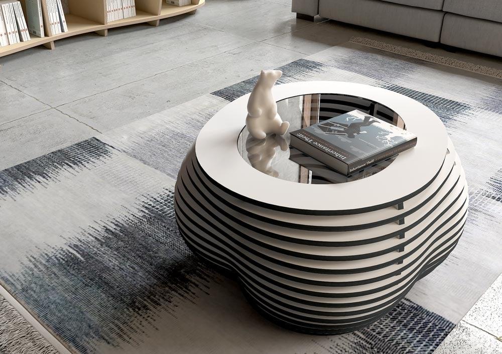 Coffee table Ciottolino - Designer Coffee Table