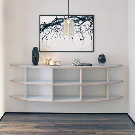 Wall shelf Karen - null