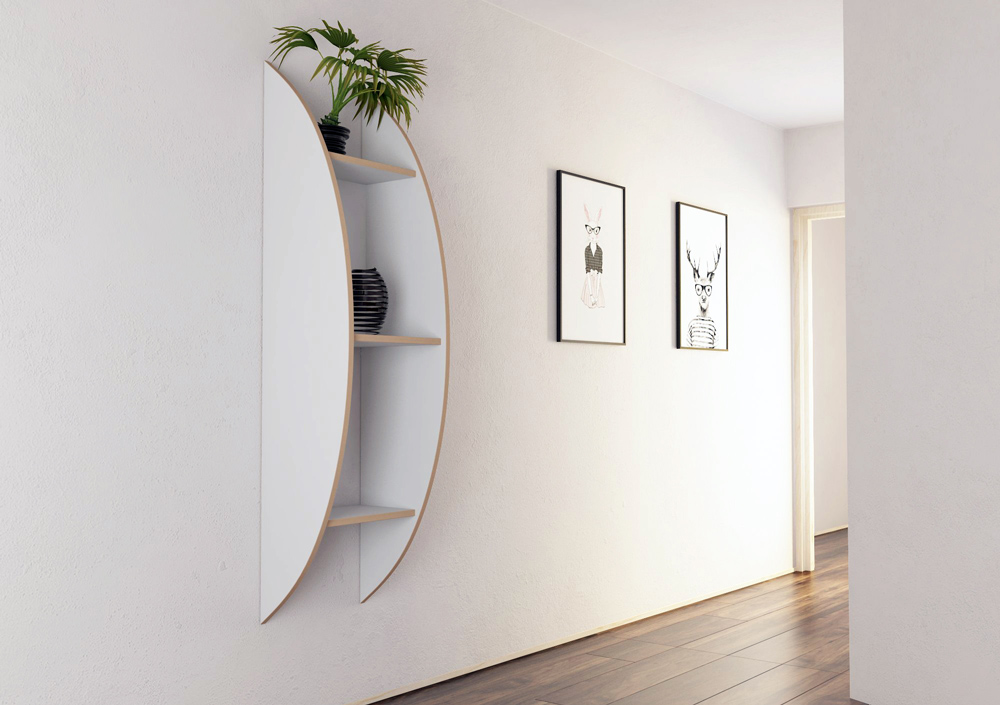 becca designer wandregal nach ma. Black Bedroom Furniture Sets. Home Design Ideas