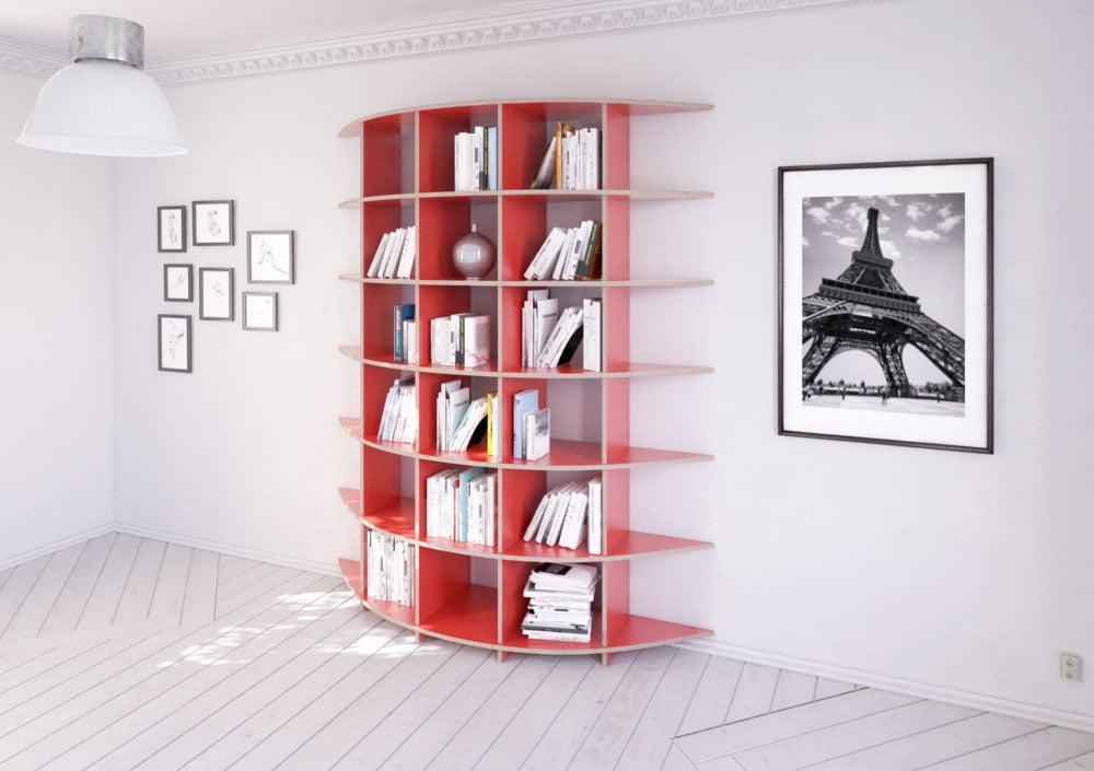 Bücherregal Ronda