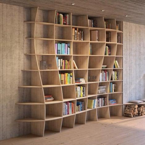 Bookshelf Charlotta - null