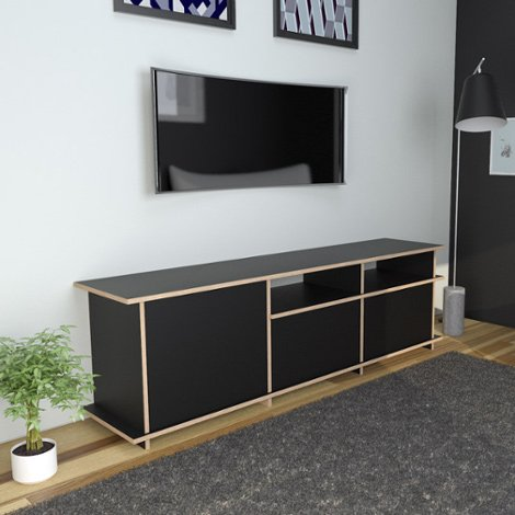 TV-Cabinet Iniesta - null