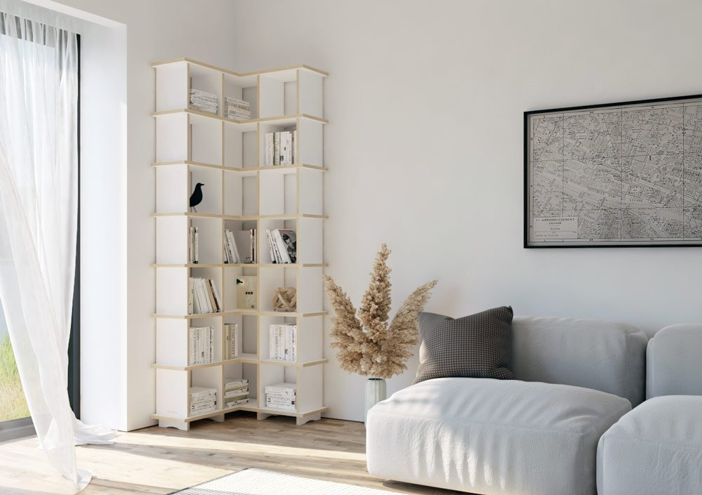 Corner Shelf Flaca - null