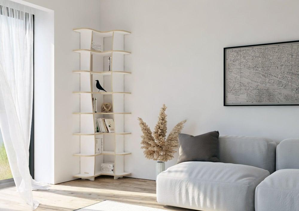 Corner Shelf Maritza - null