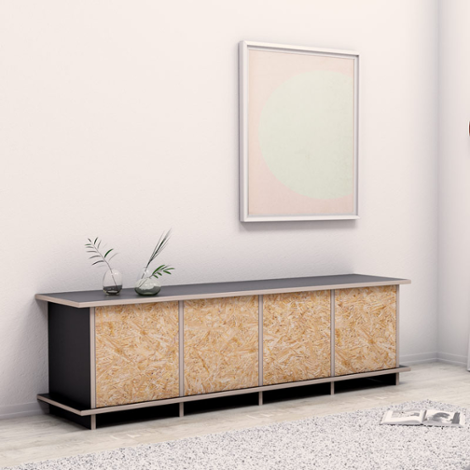 tv schrank designer tv schrank nach ma. Black Bedroom Furniture Sets. Home Design Ideas
