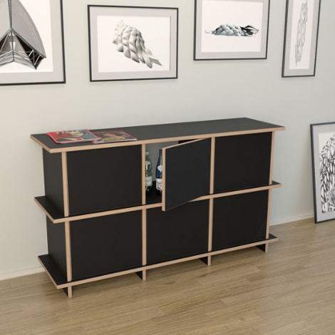 jona designer kommode nach ma. Black Bedroom Furniture Sets. Home Design Ideas