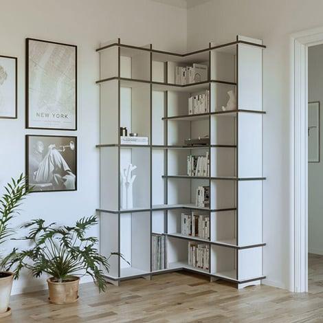 Corner shelf Benita