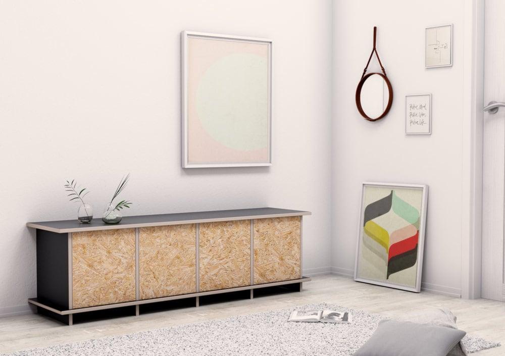 Der Holz Look In Moderner Neuauflage